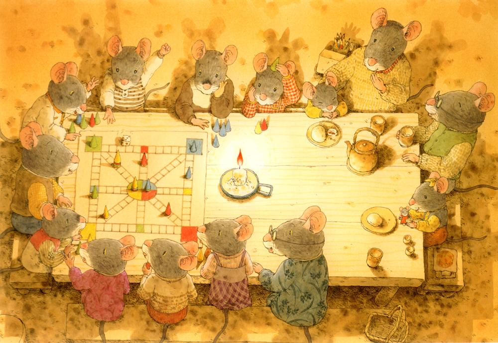 14ひきトンガリぼうしゲーム